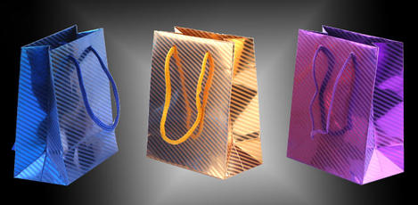 Party Supplies Bags